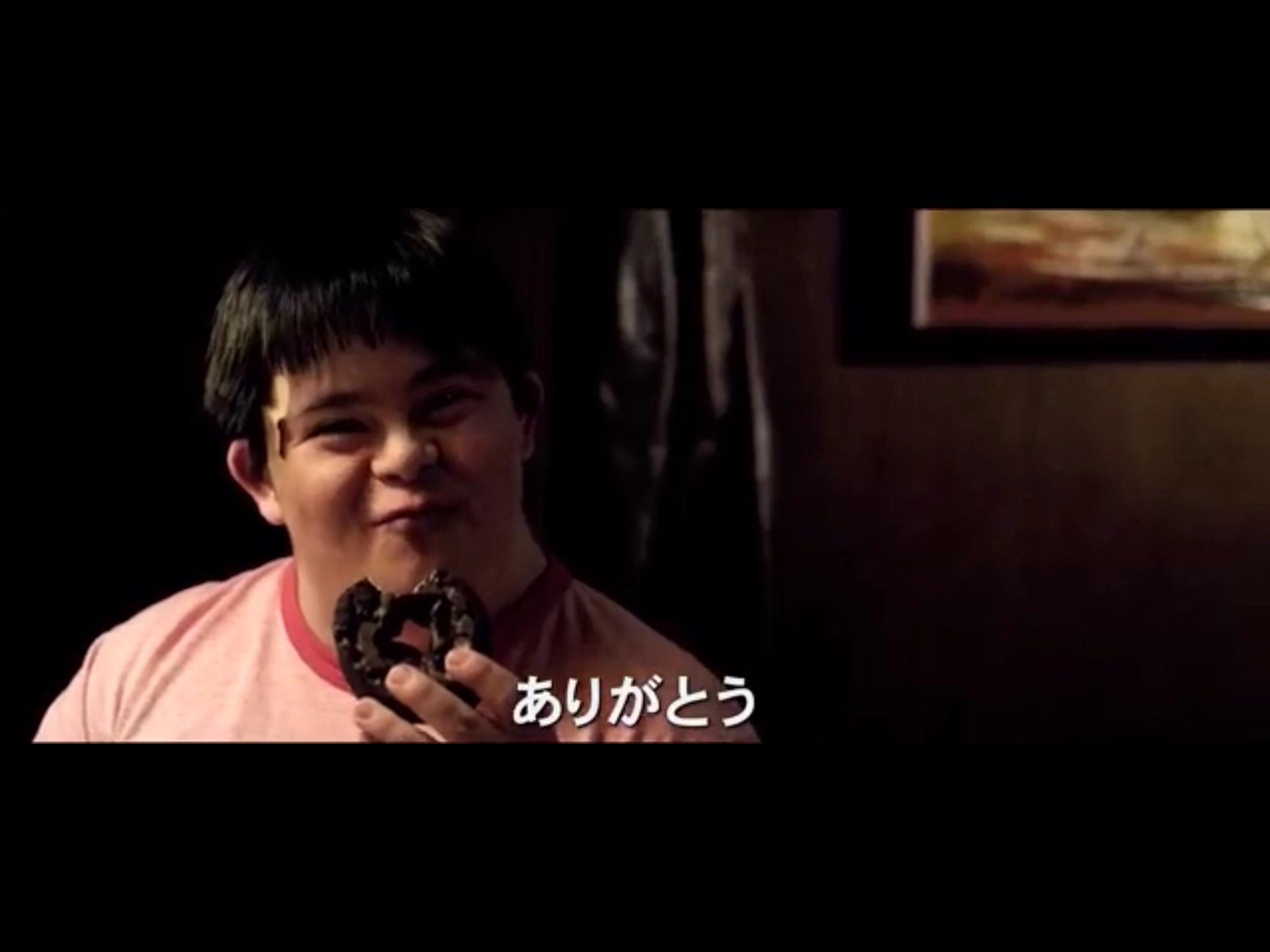 ドーナツ 映画 チョコレート